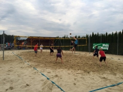 Beachvolleyball 15