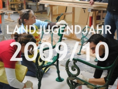 Landjugendjahr 2009/10