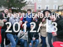 Landjugendjahr 2012/13