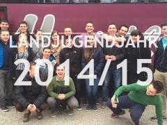 Landjugendjahr 2014/15